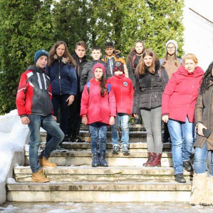 "The first ""Green School"" in Varshet"