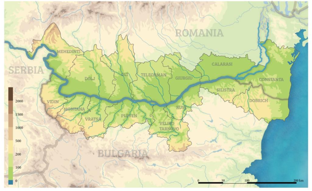 eligible area